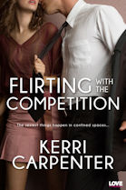 cover-flirting with the competition